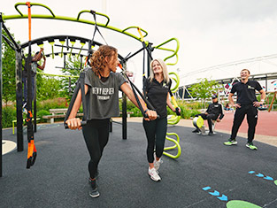 park fitness supplier wales